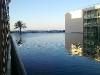 Blick aus meinem Hotelzimmer II